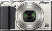 Nikon - Coolpix A900 20.0-megapixel Digital Camera - Silver