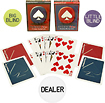 Trademark - Poker Accessory Set