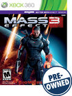 Mass Effect 3 — PRE-OWNED - Xbox 360