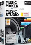 MAGIX Music Maker 2013 and Music Studio - Windows [Digital Download]