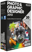Xara Photo Graphic Designer 2013 - Windows [Digital Download]