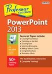 Professor Teaches PowerPoint 2013 - Windows [Digital Download]