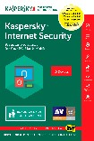 Kaspersky Internet Security - 3-Device - 1 Year Subscription - Mac/Windows [Download]