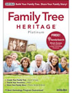 Family Tree Heritage Platinum 9 - Windows [Digital Download]