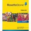 Rosetta Stone English Level 1-5 Set - Windows [Digital Download]