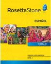 Rosetta Stone Spanish Latin America Level 1 - Windows [Digital Download]