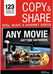 123 Copy DVD Gold - Windows [Digital Download]