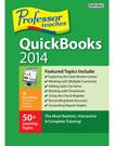 Professor Teaches QuickBooks 2014 - Windows [Digital Download]