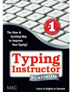 Typing Instructor Platinum 21 - Mac [Digital Download]