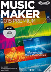 MAGIX Music Maker 2015 Premium - Windows [Digital Download]