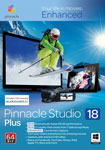 Pinnacle Studio 18 Plus - 64 bit - Windows [Digital Download]