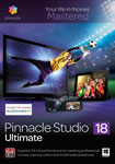 Pinnacle Studio 18 Ultimate - 64 bit - Windows [Digital Download]