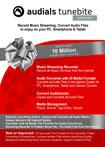 Audials Tunebite 12 Premium - Windows [Digital Download]