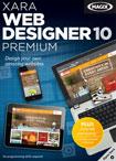 XARA Web Designer 10 Premium - 32bit - Windows [Digital Download]
