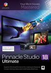 Pinnacle Studio 18 Ultimate 32 bit - Windows [Digital Download]