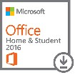 Office Home And Student 2016 - Windows [digital Delivery] Deal