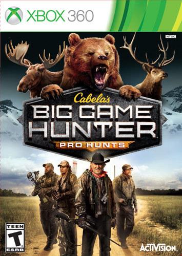 Cabela's Big Game Hunter: Pro Hunts - Xbox 360