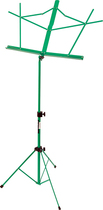 On-Stage - Compact Sheet Music Stand - Green