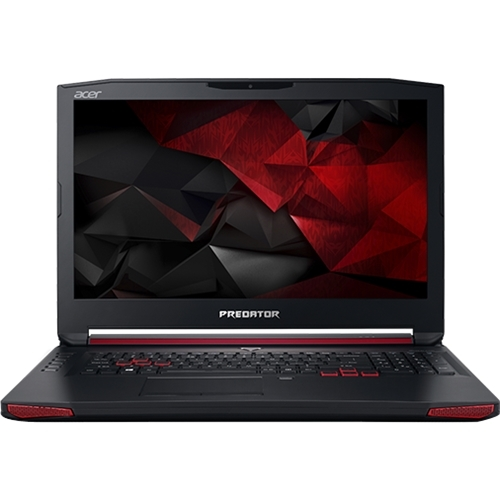 Acer - Predator 17 G9-791-79Y3 17.3 Laptop - Intel Core i7 - 32GB Memory - 1TB Hard Drive + 512GB Solid State Drive - Black
