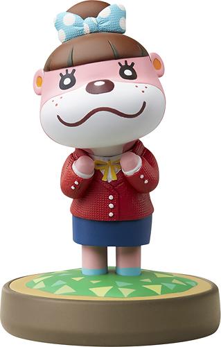 Nintendo - amiibo Figure (Animal Crossing Series Lottie)