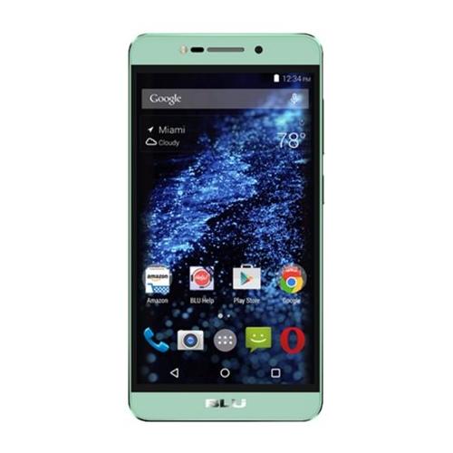 BLU - Studio C HD with 8GB Memory Cell Phone (Unlocked) - Green