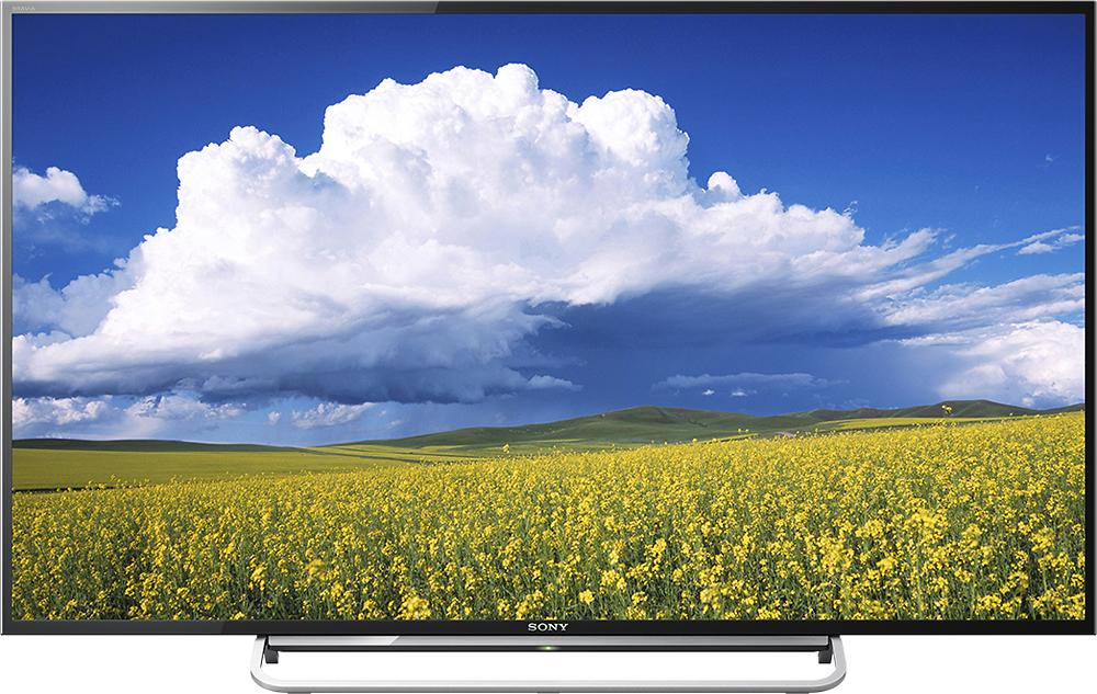 "Sony - 60"" Class (60"" Diag.) - LED - 1080p - Smart - HDTV - Black"