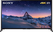 "Sony - 65"" Class (64-1/2"" Diag.) - LED - 2160p - Smart - 3D - 4K Ultra HD TV - Black"