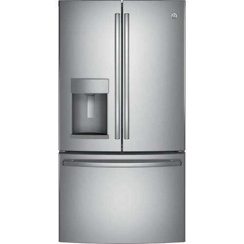 french door fridge sizes refrigerator with internal water dispenser ft stainless steel larger front counter depth reviews