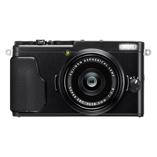Fujifilm - X-Series X70 16.3-Megapixel Digital Camera - Black