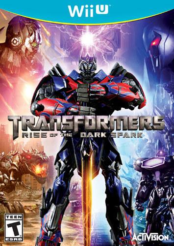 Transformers: Rise of the Dark Spark - Nintendo Wii U