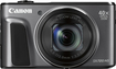 Canon - Powershot Sx720 Hs 20.3-megapixel Digital Camera - Black