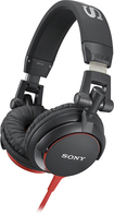 Sony - DJ Headphones - Black