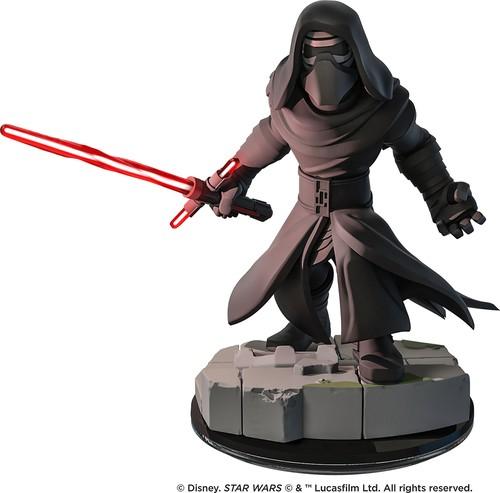 Disney - Disney Infinity 3.0 Edition: Star Wars: The Force Awakens Kylo Ren Light FX Figure