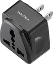Insignia™ - Grounded North/South American Power Adapter - Black