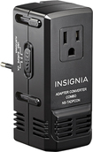 Insignia™ - All-in-One Travel Adapter/Converter