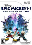 Disney Epic Mickey 2: The Power of Two - Nintendo Wii