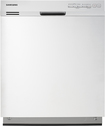 "Samsung - 24"" Tall Tub Built-In Dishwasher - White"