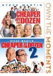 Cheaper By The Dozen/cheaper By The Dozen 2 (dvd) 5026463