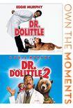 Dr. Dolittle/dr. Dolittle 2 (dvd) 5026472