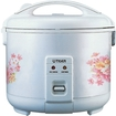 Tiger - 4-cup Rice Cooker - Lovely Flower 5028408