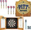 Trademark - Pittsburgh Solid Pine Dart Cabinet Set