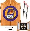 Trademark - Phoenix Suns Solid Pine Dart Cabinet Set