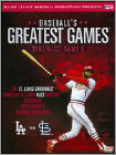 MLB: Baseball's Greatest Games - 1985 NLCS Game 5 (DVD) 1985