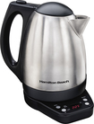 Hamilton Beach - 1.7L Kettle - Stainless-Steel