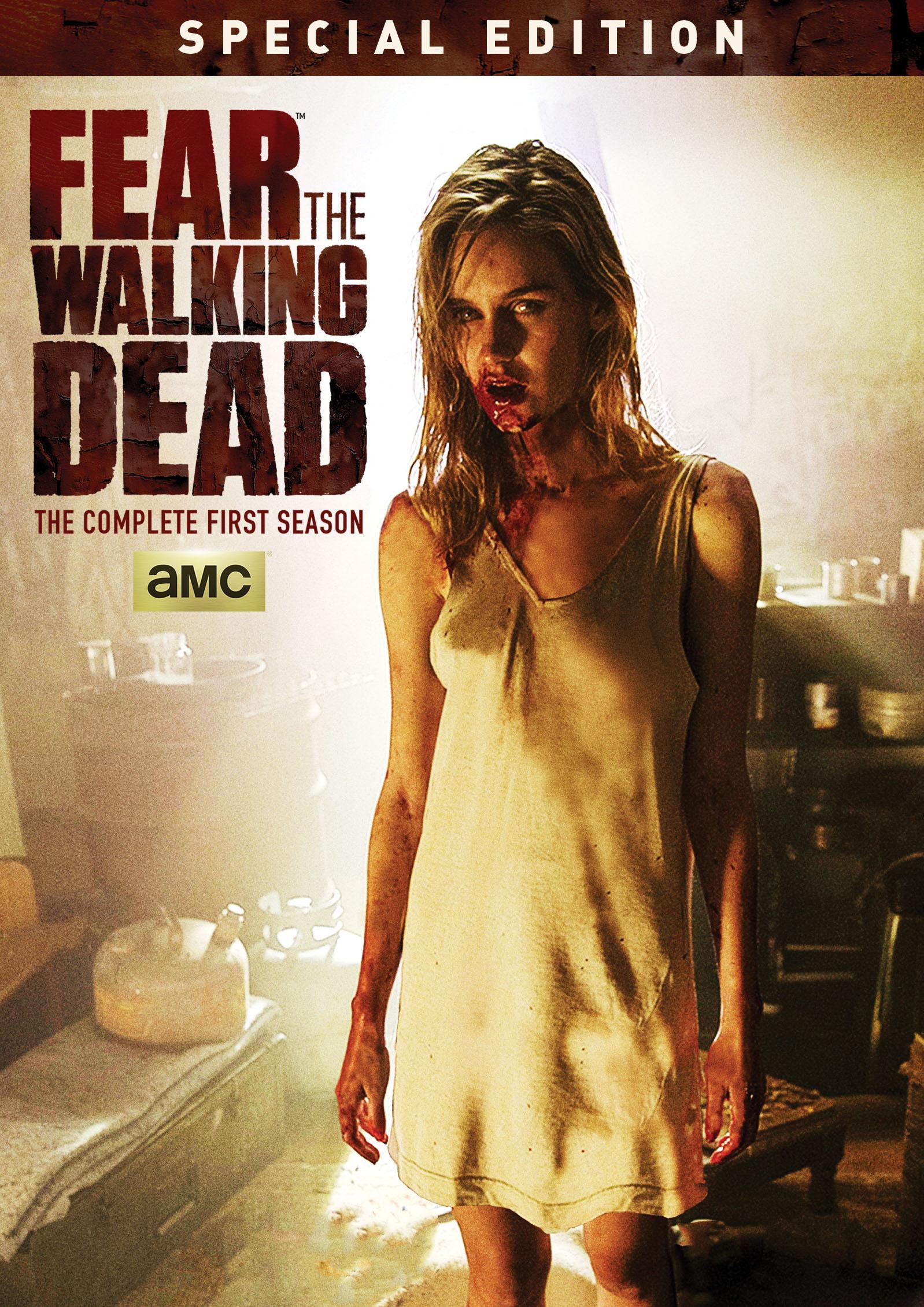Fear The Walking Dead: Season 1 [2 Discs] (dvd) 5035800