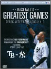 MLB: Baseball's Greatest Games - Derek Jeter's 3,000th Hit (DVD) (Eng) 2011