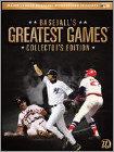 Baseball'S Greatest Games (10pc) (DVD)