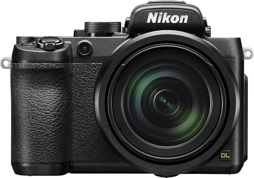 Nikon - DL24-500 20.8-Megapixel Digital Camera - black