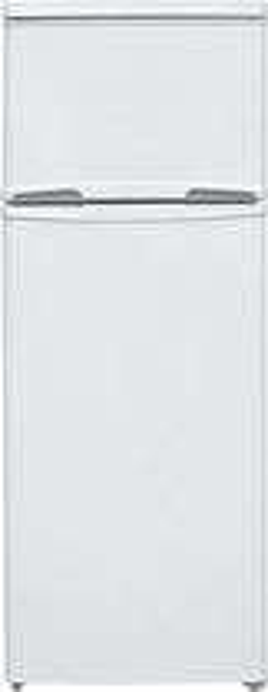 Igloo - 10.0 Cu. Ft. Top-Freezer Refrigerator - White