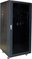 OmniMount - 27U A/V Rack Enclosure - Black